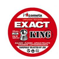 Cometa JSB Exact King 6,35mm - 1,645g 150st