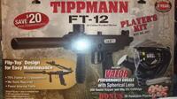 Tippmann FT-12 Players Kit