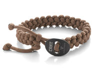 CRKT Paracord Armband Quick Release Tan
