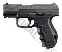 Walther CP99 compact Svart Blowback