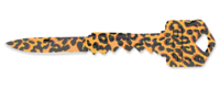 SOG Key Knife Cheetah