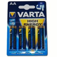 Varta Batteri 4 pack AA