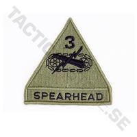 Tygmärke Spearhead