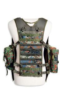 Tasmanian Tiger Ammunition Vest Flecktarn