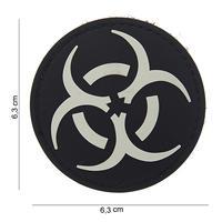 Patch 3D PVC Resident Evil - White