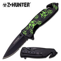 Z-Hunter Linerlock A/O