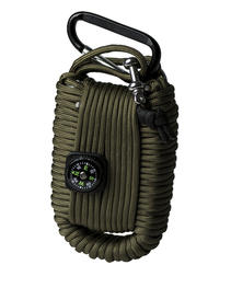 Miltec Paracord Survival Kit - Large