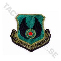 Tygmärke AF Logistics Command