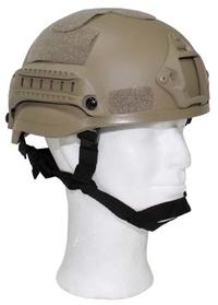 "US Helmet ""MICH 2002"", Rails Coyote"