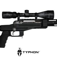 GunSkins® Scope Skin - Kryptek Typhon