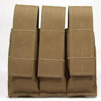 Tactical Tailor Triple Pistol Mag Pouch Coyote