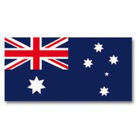 Flagga Australien