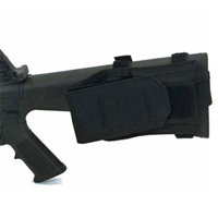 Blackhawk M-4 Butt Stock Mag Pouch Black