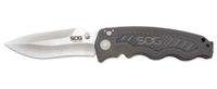 SOG Zoom S30V Carbon Fiber Handle