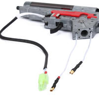 King Arms Ver.II Front Wiring Complete Gearbox for M4 Series - M150