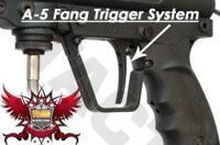 TechT Tippmann A-5 Fang Trigger - Black