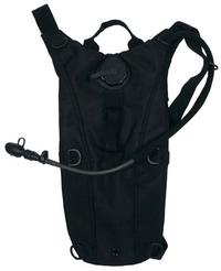 """MFH Hydration Backpack, """"EXTREME"""" 2,5L Black"""