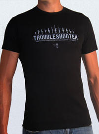 Haley Strategic TroubleShooter T-Shirt