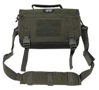 """MFH Shoulder Bag, small, """"MOLLE"""", OD green"""