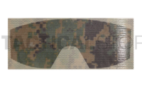 Lens Cover Digital camo Elite