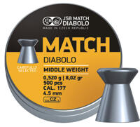 JSB Match Diabolo, Gevär 4,52mm - 0,520g