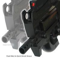 King Arms Gemtect SP90 QD Silencer