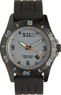 5.11 Tactical Guardsmen Watch Granite/Black