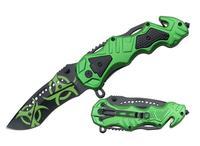 Foldingknife Biohazard Zombie