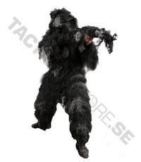 Ghillie Suit Night Sniper 4pcs kit Xl/XXl