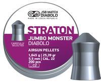 JSB Straton Jumbo Monster, 5,5mm - 1,645g