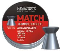 JSB Match Jumbo, 5,50mm - 0,890g