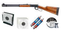 Walther Lever Action Black CO2 4,5mm Startpaket