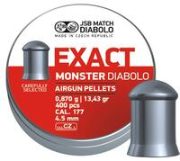 JSB Exact Monster, 4,52mm - 0,870g