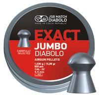 JSB Exact Jumbo, 5,50mm - 1,030g