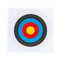 Eleven Foam Target 60x60x10 w/Frame Stand