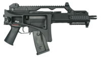 Classic Army Sportline G36C Startpaket