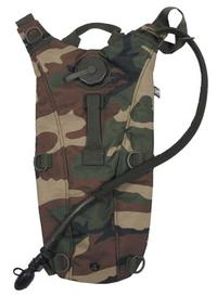 "MFH Hydration Backpack, ""EXTREME"" 2,5L Woodland"