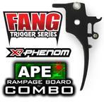 Tippmann X7 Phenom Fang Trigger APE Board Combo