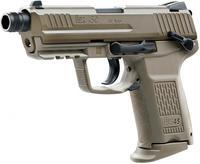 Umarex KWA Heckler & Koch HK45CT FDE 6mm