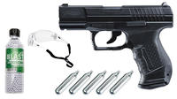 Umarex Walther P99 DAO CO2 6mm KIT