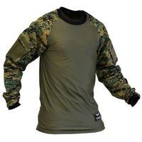 Valken V-TAC Zulu Combat Shirt Marpat