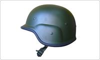 Militärhjälm Mich Olive
