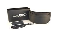 WileyX PT-1 Clear Matte Black Frame