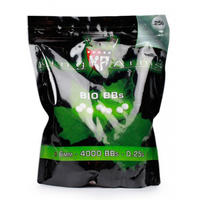 King Arms Bio BB 0,25g 4000st White