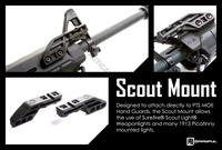 Magpul MOE Scout Mount - RIGHT