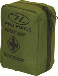 Highlander Military First Aid - Mini Pack