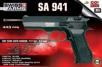 Swiss Arms 941 CO2, 4,5mm