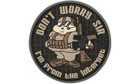Maxpedition Patch - Don't Worry Sir