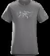 Arc`teryx Leaf Fragmentum T-Shirt Anvil Grey