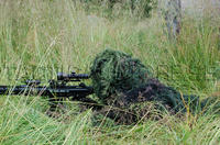 "Ghillie Suit ""Ghillie-Flage"""